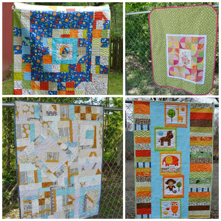 2015 Baby Quilts
