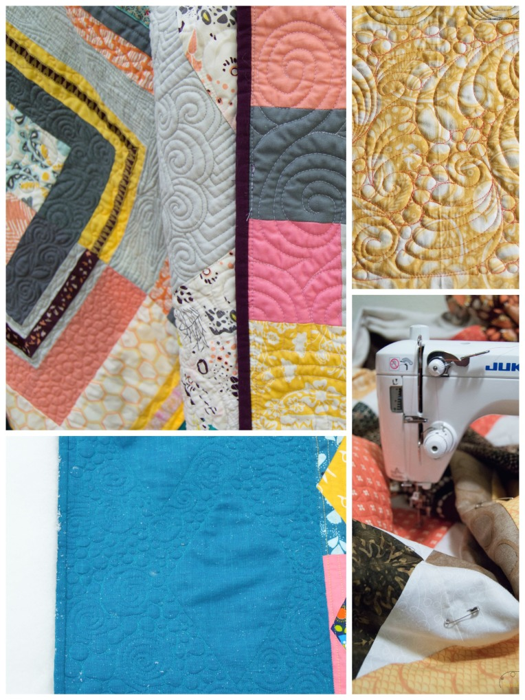 2015 Quilting Details